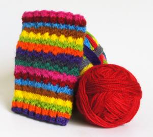 Yarn Bomb HeelToe 1